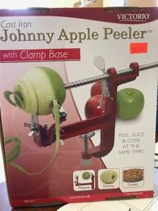 Apple Peeler (Jax - Regency Area)