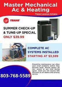 AC Air conditioning 2.5 ton heat pump $3200 (jesup)
