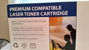 New!! Premium Compatible Laser Toner Cartridge CT4092A HP 1100 Series (Buford)