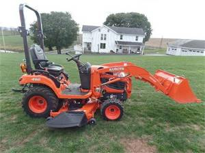 Admirable 2009 Kubota BX2370 Loader Tractor