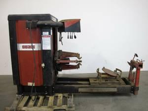 Coats HIT-5000 Tractor/Semi Tire Machine AND Hunter DSP9600 Balancer (Tulsa /