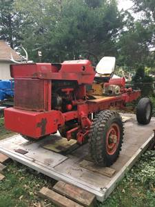 Jacobson Tank Tractor Thing (Springfield)