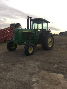 TRACTOR, HAY BALER, TRUCK, HAY CUTTERS, TEDDER (Clinton, NC)