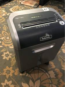 Nice Fellowes Shredders-You Pick (N.W.Okc)