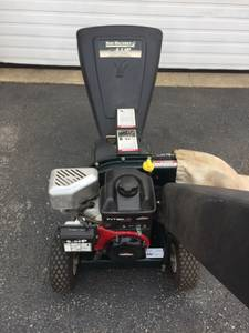 6.5 HP Yard Machines Chipper/Shredder (Chicago)