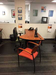 Modern High End Office Furniture by The Gunlocke Co. & Allsteel (Westlake)