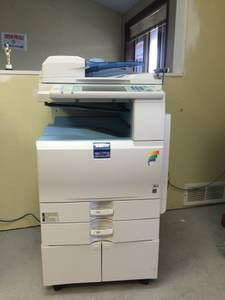 Refurbished Ricoh Mp C2051/2551 20/25 Ppm Color Copier (Maplewood)
