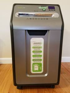 GoEcolife paper shredder-Commercial grade (Beaverton)
