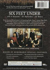 Six Feet Under COMPLETE DELUXE EDITION (Philadelphia)