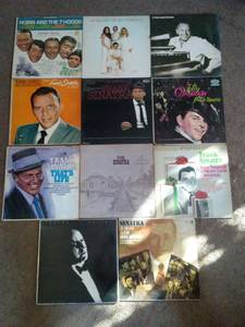 vintage lot of Frank Sinatra Vinyl Records (Northeast Philadelphia)