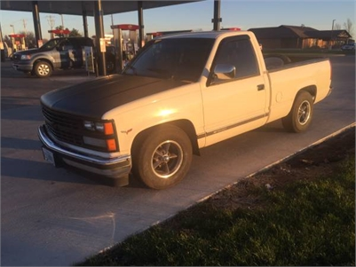 1989 Chevy Short Bed - $3900