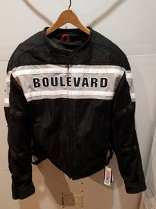 Suzuki Boulevard Jacket NEW ! (Easthampton)
