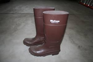 LaCrosse Mens Rubber Boots (Loveland)