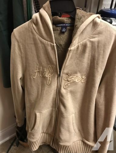Jacket w/hood ladies
