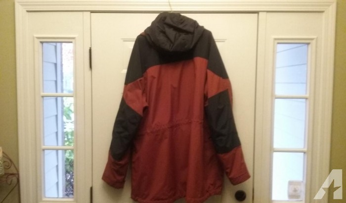 Fishing Rain Jacket