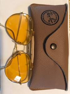 Vintage Ray Ban Aviator Sunglasses