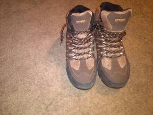 Men's Hytest Steel Toe Boots sz:101/2 (Norman)
