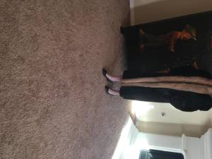 Full Length Mink Coat - Like New (NW OKC)