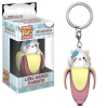Pocket POP! Keychain Bananya: Long-Haired Bananya [Accessories] by Funko