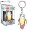 Pocket POP! Keychain Bananya: Long-Haired Bananya [Accessories] by Funko