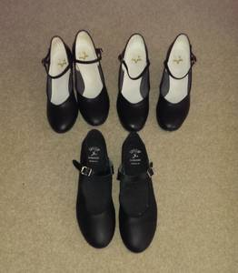 TAP and DANCE Shoes - GIRLS Sizes (Louisville)