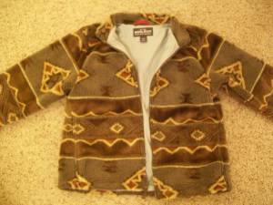 Faux fur jacket - ladies size medium - Woolrich -- VERY NICE!! (Fayetteville)