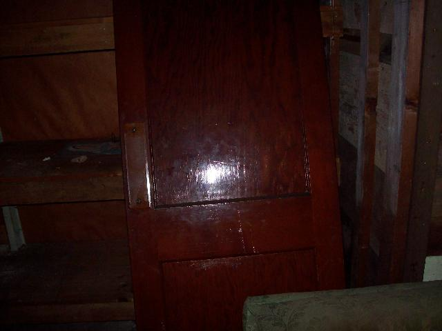Beautiful Interior Wooden Door