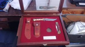 Knife set (Sunnyside)
