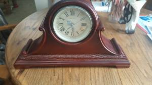 Beautiful Vintage Wallace Clock (Crowley)