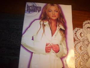 Brittany Spears Oops I Did It Again 2000 Tour Booklet (Dousman)