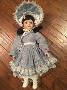 Trixie Collection Doll 1990