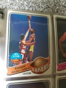 Complete Sets Topps basketball 1978 & 1979 (Auburn)