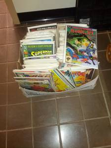 50 comic books (knox)
