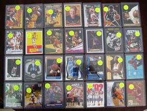 ALL SPORTS CARDS HIGH VALUE (1000's of CARDS ADDED) ONLY $.25 a CARD
