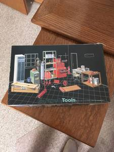 Garage tools model (Germantown)