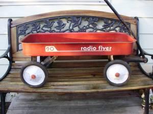 Radio Flyer 90 wagon (Durham/North of Raleigh)