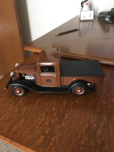 Diecast 1934 ford pickup (Germantown)
