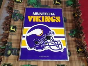Minnesota Viking Sign (Clinton,WI)