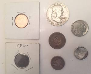 15 US Rare Old Coins