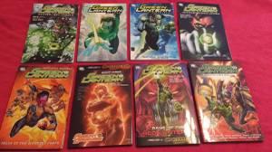 Green Lantern Comics (Roswell)