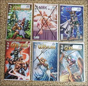 Grimm Comics - Godstorm (Gresham)