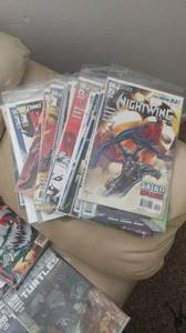 DC & Marvel Comic Books (Aurora)