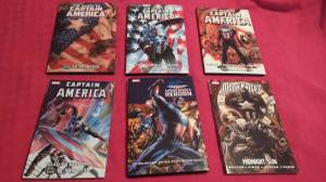 Captain America Comics (Roswell)