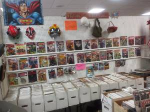 Comics Comics & more Comics (Gold City Antique Gallery)
