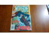 Marvel Comics - Wolverine - In The Clutches Of.... CYBER (Col