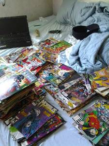 Comic Books (Winterville)