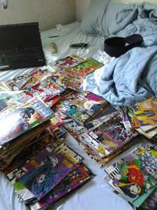 Comic Books (Winterville)