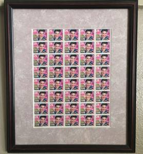 Elvis .29 Stamps (Aurora)