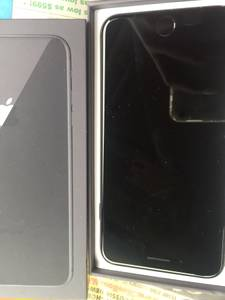 Dropped iPhone 8+ screen black now (Milwaukee)