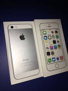 Sprint iPhone 5S 32gb White/Silver (Fairfax)